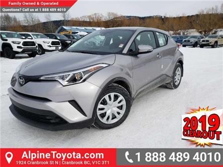 2019 Toyota C-HR FWD LE (Stk: R081200) in Cranbrook - Image 1 of 14