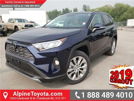 2019 Toyota RAV4 Limited (Stk: W012125) in Cranbrook - Image 1 of 21