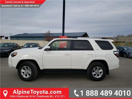 2020 Toyota 4Runner Base (Stk: 5762090) in Cranbrook - Image 2 of 25
