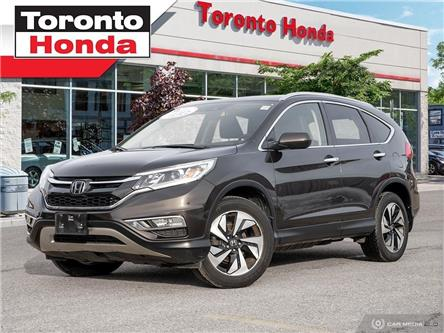 2016 Honda CR-V Touring (Stk: H39832A) in Toronto - Image 1 of 28
