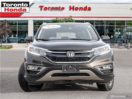 2016 Honda CR-V Touring (Stk: H39832A) in Toronto - Image 2 of 28