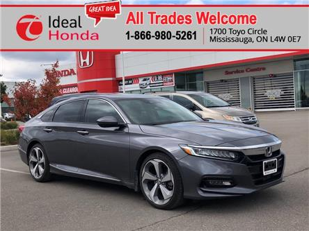 2018 Honda Accord Touring (Stk: 67028) in Mississauga - Image 1 of 22