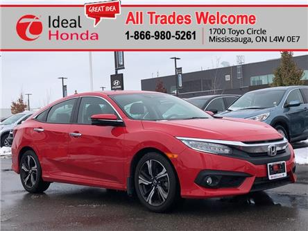 2018 Honda Civic Touring (Stk: 67031) in Mississauga - Image 1 of 20