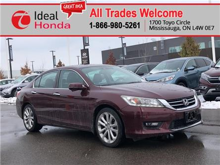 2014 Honda Accord Touring (Stk: I200058A) in Mississauga - Image 1 of 20