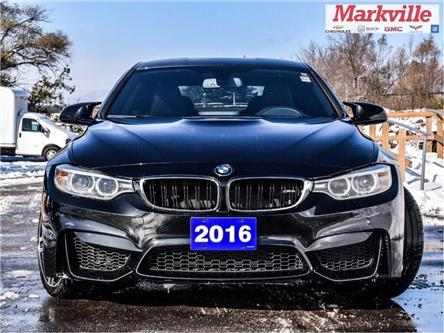 2016 BMW M4 Base (Stk: P6394) in Markham - Image 2 of 30