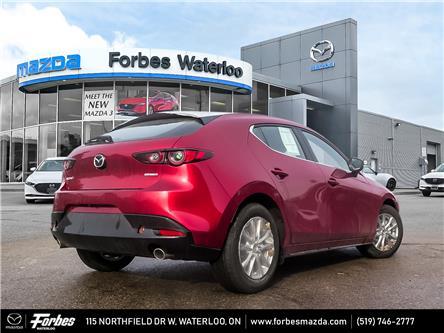 2020 Mazda Mazda3 Sport GX (Stk: A6794) in Waterloo - Image 2 of 13