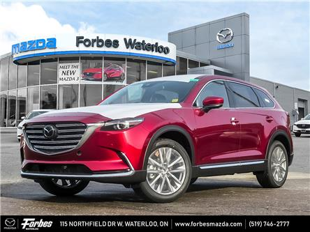 2020 Mazda CX-9 GT (Stk: F6835) in Waterloo - Image 1 of 14