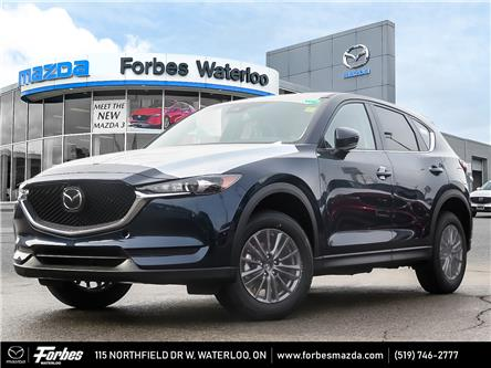 2020 Mazda CX-5 GS (Stk: M6832) in Waterloo - Image 1 of 14