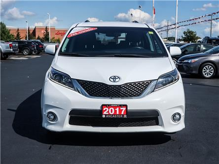 2017 Toyota Sienna  (Stk: P139) in Ancaster - Image 2 of 28