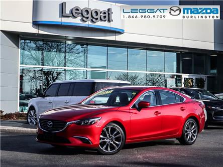 2017 Mazda MAZDA6 GT (Stk: 2084LT) in Burlington - Image 1 of 29
