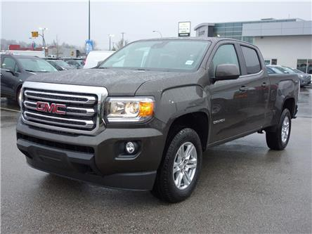 2020 GMC Canyon SLE (Stk: 0202000) in Langley City - Image 1 of 6
