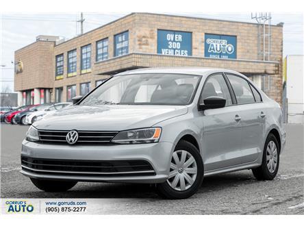 2015 Volkswagen Jetta 2.0L Trendline+ (Stk: 355647) in Milton - Image 1 of 18