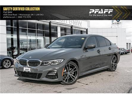 2019 BMW 330i xDrive (Stk: U5762) in Mississauga - Image 1 of 22