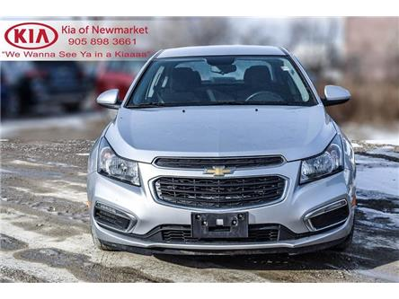 2016 Chevrolet Cruze Limited 1LT (Stk: 200219A) in Newmarket - Image 2 of 13