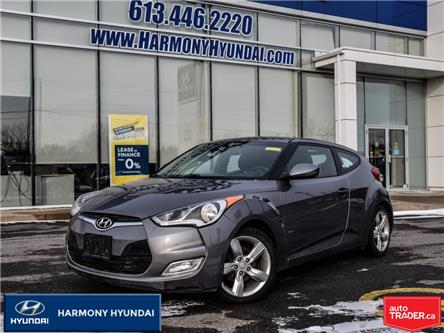 2015 Hyundai Veloster  (Stk: 20126A) in Rockland - Image 1 of 26