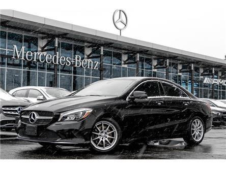 2018 Mercedes-Benz CLA 250 Base (Stk: 39239A) in Kitchener - Image 1 of 21