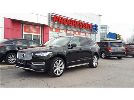 2016 Volvo XC90 T6 Inscription (Stk: G1000914) in Sarnia - Image 1 of 28
