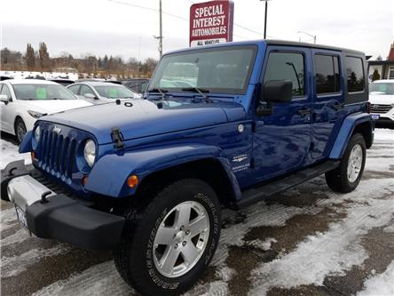 2010 Jeep Wrangler Unlimited Sahara (Stk: 111490) in Cambridge - Image 1 of 20