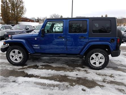 2010 Jeep Wrangler Unlimited Sahara (Stk: 111490) in Cambridge - Image 2 of 20