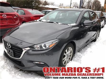 2017 Mazda Mazda3 Sport GS (Stk: P2599) in Toronto - Image 1 of 21