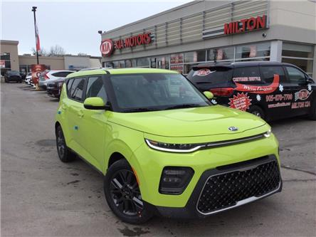 2020 Kia Soul EX+ (Stk: 110801) in Milton - Image 1 of 20
