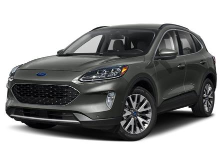 2020 Ford Escape Titanium Hybrid (Stk: LK-23) in Calgary - Image 1 of 9