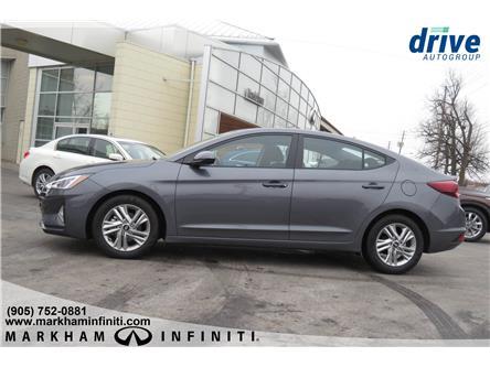 2019 Hyundai Elantra Preferred (Stk: P3333R) in Markham - Image 2 of 21