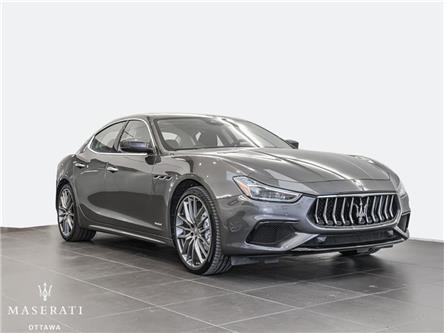2018 Maserati Ghibli S Q4 GranSport (Stk: 3002) in Gatineau - Image 1 of 15