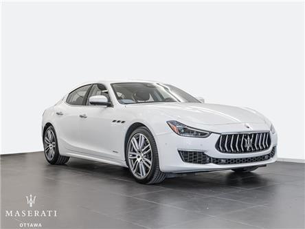 2019 Maserati Ghibli S Q4 GranLusso (Stk: 3036) in Gatineau - Image 1 of 15