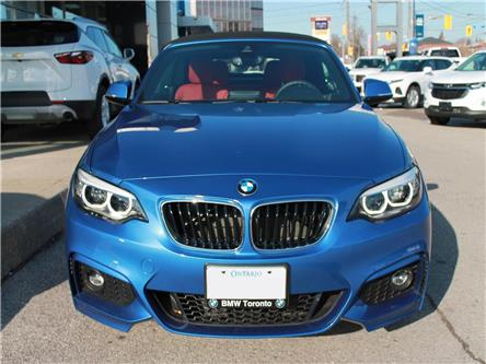 2019 BMW 230i xDrive (Stk: C203423) in North York - Image 2 of 22