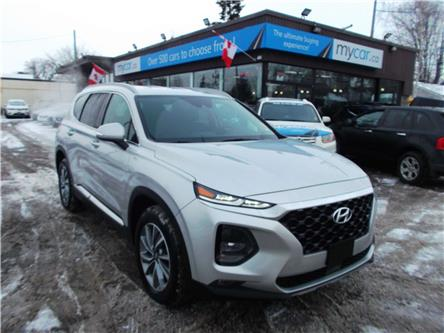2019 Hyundai Santa Fe Preferred 2.4 (Stk: 191862) in Kingston - Image 1 of 13