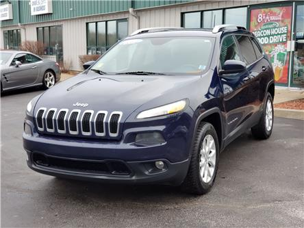 2016 Jeep Cherokee North (Stk: 10576A) in Lower Sackville - Image 1 of 21