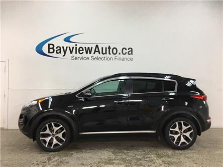 2018 Kia Sportage SX Turbo (Stk: 36084R) in Belleville - Image 1 of 29