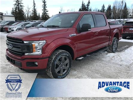 2020 Ford F-150 XLT (Stk: L-250) in Calgary - Image 1 of 7