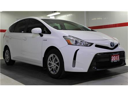 2015 Toyota Prius v Base (Stk: 300110S) in Markham - Image 2 of 23