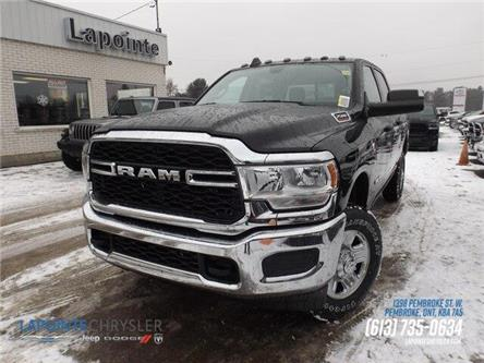 2019 RAM 2500 Tradesman (Stk: 19656) in Pembroke - Image 1 of 29