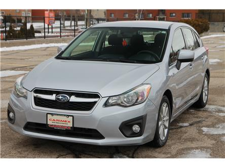2012 Subaru Impreza 2.0i Touring Package (Stk: 1911555) in Waterloo - Image 1 of 26