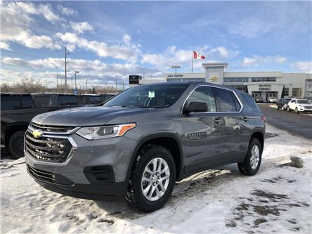 2020 Chevrolet Traverse LS (Stk: LJ163777) in Calgary - Image 1 of 38