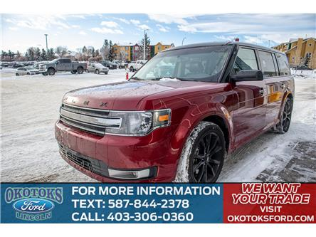 2019 Ford Flex SEL (Stk: B81548) in Okotoks - Image 1 of 25