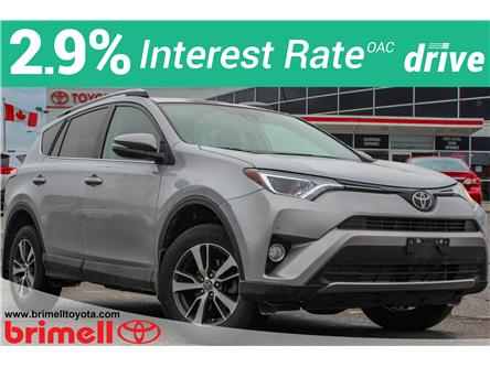 2018 Toyota RAV4 XLE (Stk: 197514A) in Scarborough - Image 1 of 10