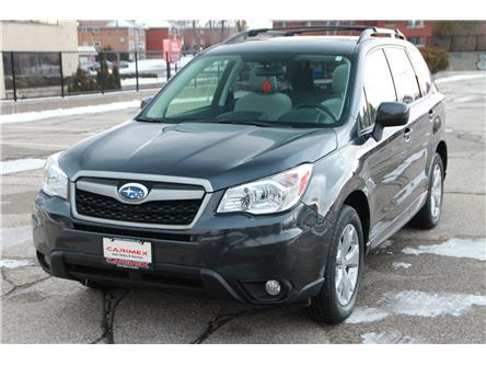 2014 Subaru Forester 2.5i Touring Package (Stk: 1911541) in Waterloo - Image 1 of 29