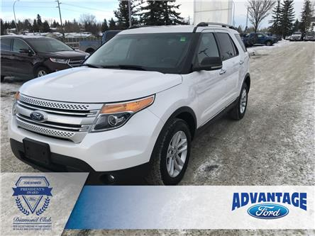 2011 Ford Explorer XLT (Stk: K-2499A) in Calgary - Image 1 of 25