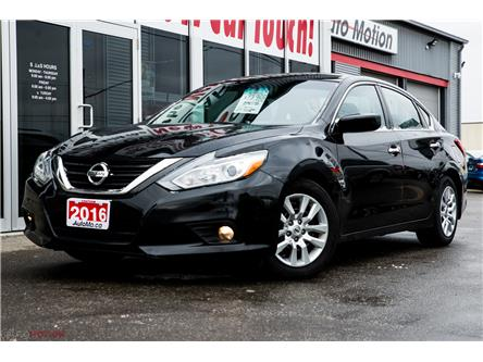 2016 Nissan Altima  (Stk: 191381) in Chatham - Image 1 of 22