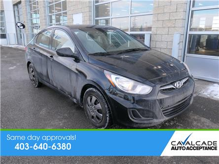2012 Hyundai Accent GLS (Stk: R60290) in Calgary - Image 1 of 20