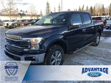 2020 Ford F-150 Lariat (Stk: L-255) in Calgary - Image 1 of 6