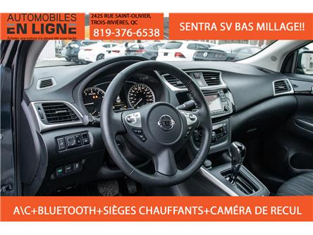 2018 Nissan Sentra 1.8 SV (Stk: 263690) in Trois Rivieres - Image 2 of 34