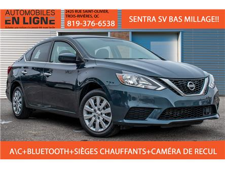 2018 Nissan Sentra 1.8 SV (Stk: 263690) in Trois Rivieres - Image 1 of 34