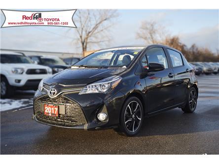 2017 Toyota Yaris SE (Stk: 55025) in Hamilton - Image 1 of 17