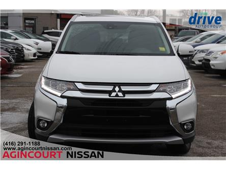 2016 Mitsubishi Outlander GT (Stk: U12712) in Scarborough - Image 2 of 25