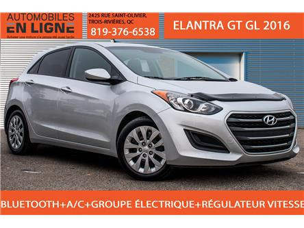 2016 Hyundai Elantra GT GL (Stk: 276073) in Trois Rivieres - Image 1 of 31